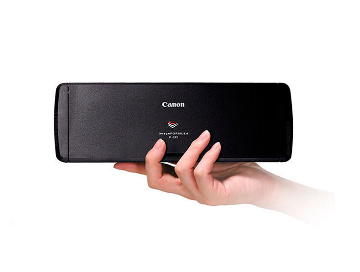 Scanner Portable Canon p-215 II
