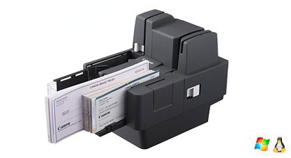 Scanner Canon CR-120 / CR-120 UV