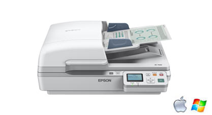 Scanner Réseau EPSON WorkForce DS-7500N