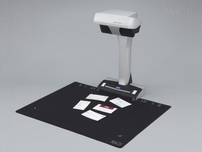 scanners de bureau fujitsu scansnap sv600 mach scanners solutions. Black Bedroom Furniture Sets. Home Design Ideas